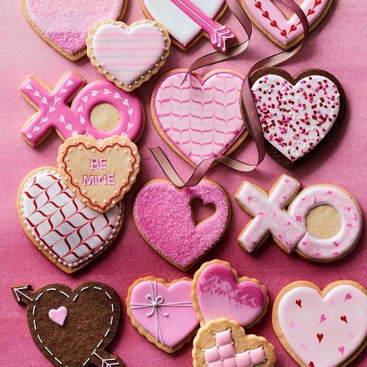 Debuyer de Buyer Cookie Cutters Set, Heart