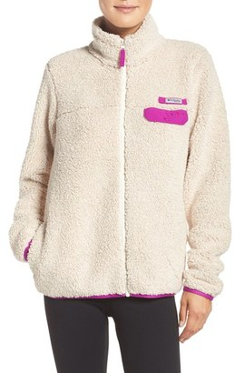 Women's Columbia Harborside(TM) Fleece Jacket $80 thestylecure.com