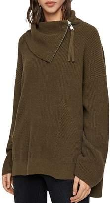AllSaints Kadine Cowl-Neck Sweater