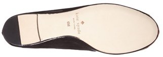 Kate Spade 'jimi' patent leather flat (Women)