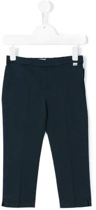 Il Gufo side zip trousers