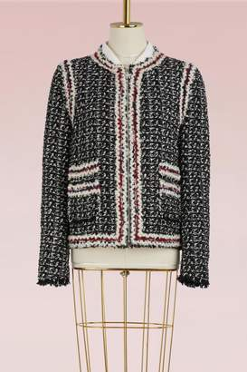 Moncler Smallwood detachable tweed jacket