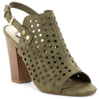 G by GUESS Jrake Perforated Open Toe Mule $69 thestylecure.com