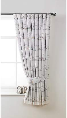 George Home Winnie The Pooh Curtains - 66x54 inch