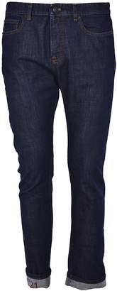 N°21 N.21 Turn-up Jeans