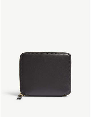 Comme des Garcons Black Square Leather Wallet