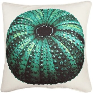 Rosecliff Heights Granville Sea Urchin Throw Pillow Rosecliff Heights