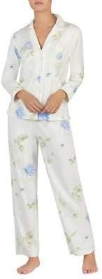 Lauren Ralph Lauren Two-Piece Floral Pajama Set