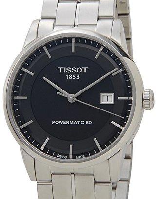 Tissot (ティソ) - ティソ TISSOT T086.407.11.051.00 腕時計 メンズ Tissot ラグジュアリーオートマチック ブラック