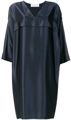 Gianluca Capannolo V-neck loose fit dress