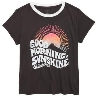 Billabong Good Morning Graphic Tee