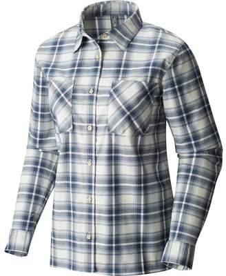 Mountain Hardwear Stretchstone Boyfriend Shirt - Women's