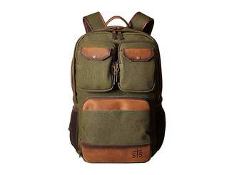 STS Ranchwear The Foreman Military Backpack
