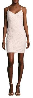 Guess Floral Lace Sheath Dress