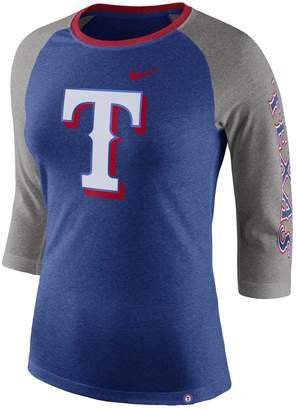 Nike Women's Texas Rangers Triblend Tee