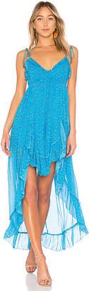 Karina Grimaldi Saralyn Maxi Dress