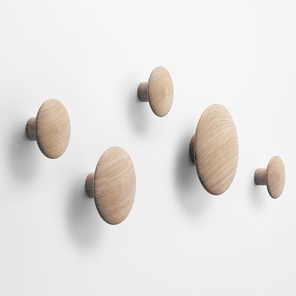 muuto - the dots coat hooks by tveit & tornØe for muuto