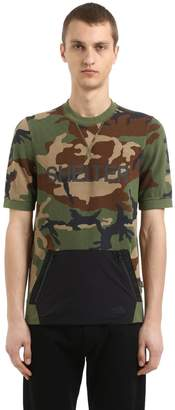 Shelter Camo Cotton Blend T-Shirt