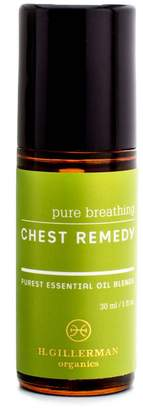 H Gillerman Organics Roll-On Chest Remedy