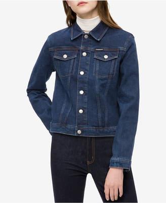 Calvin Klein Jeans Cotton Trucker Jacket