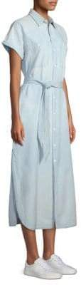 Polo Ralph Lauren Denim Maxi Dress