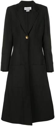 Loewe Botanical patch coat