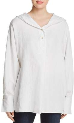 Elizabeth and James Carson Hooded Baja Shirt
