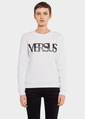Versace Versus Vintage Logo Sweatshirt