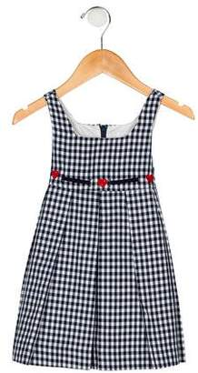 Florence Eiseman Girls' Gingham Dress