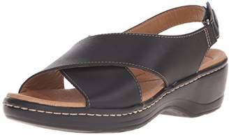 Clarks Women's Hayla Heaven Dress Sandal $34.25 thestylecure.com