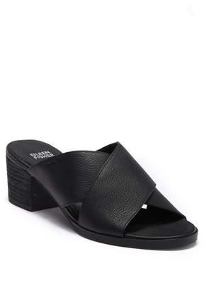 Eileen Fisher Kent Block Heel Sandal