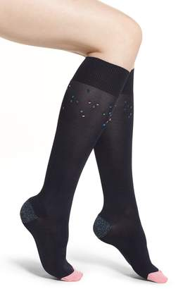 Happy Socks HYSTERIA BY Madda Sequin Knee High Socks