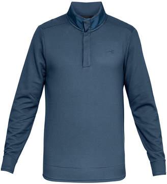 Under Armour Men Storm Sweater Fleece Golf Shirt