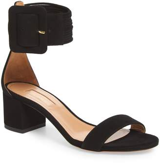 Aquazzura Casablanca Ankle Cuff Sandal