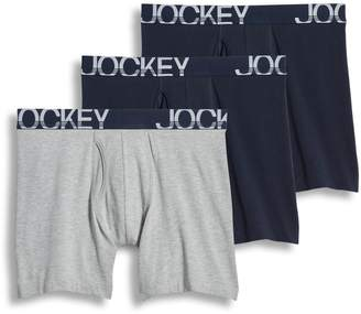 Jockey 3-Pack ActiveStretch Midway Briefs