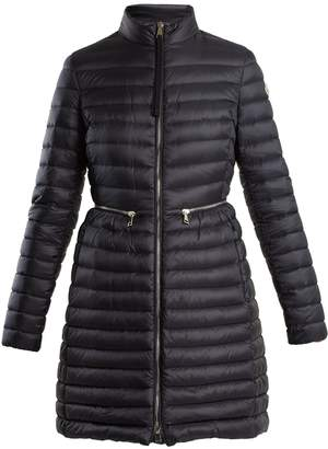Moncler Agatelon high-neck quilted down coat