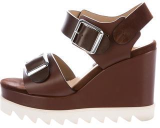 Chrissie MorrisChrissie Morris Platform Wedge Sandals