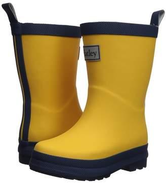 Hatley Kid's Color Block Rain Boots Girls Shoes