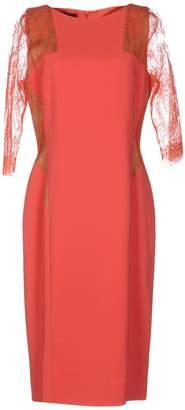 Clips Knee-length dresses