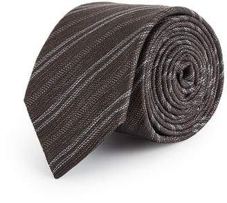 Reiss Fleur Tonal Pattern Tie