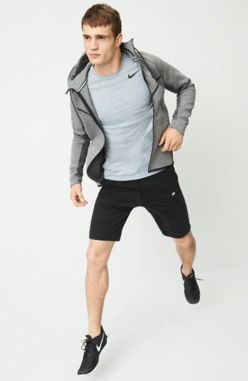 Men's Nike Sportswear Tech Fleece Windrunner Hoodie 4