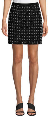 Kobi Halperin Arlena Beaded Mini Skirt