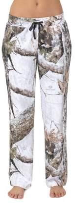 Mossy Oak and Realtree Ladies Fleece Pants