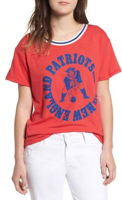 Junk Food Clothing NFL Patriots Kick Off Tee