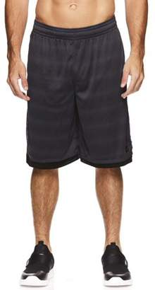 AND 1 Men's Knit Polyester Mesh Basketball Shorts
