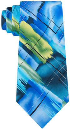 J. Garcia Spinner Abstract Tie