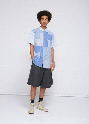 Comme des Garcons Stripe Poplin Shirt