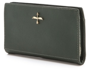 Pour La Victoire Yves Zip Around Wallet