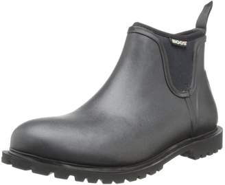 Bogs Men's Carson Short Waterproof Rubber Boot