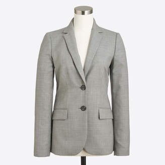 J.Crew Factory Lightweight wool blazer
